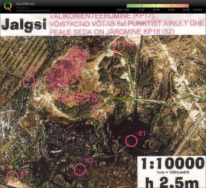 2009-09-05 Xdream jalgsi II (gps)