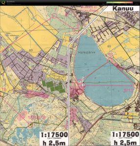 2009-09-05 Xdream kanuu (gps)